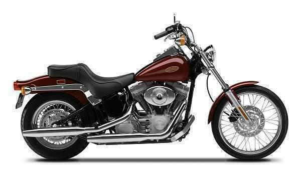 Harley Davidson Softail Springer Specs