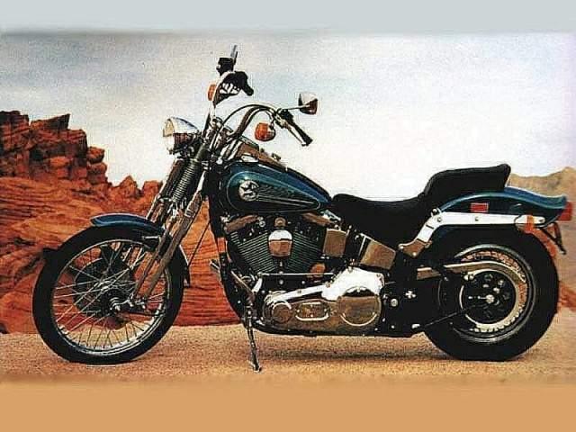 Harley Davidson Softail Springer - 1998  1999