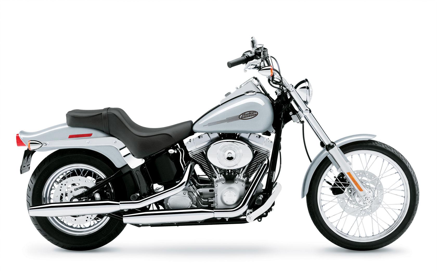 Harley Davidson Softail Fxst Specs