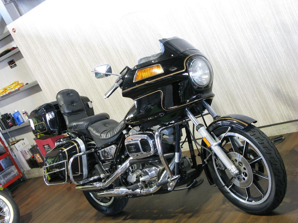 Harley Davidson Sport Glide Fxrt