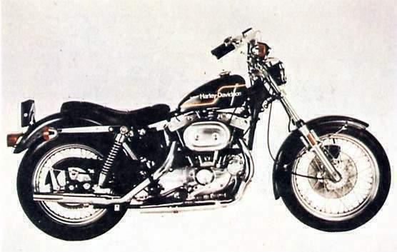 Harley Davidson Sportster on 1974 Xlh 1000 Harley Davidson Sportster