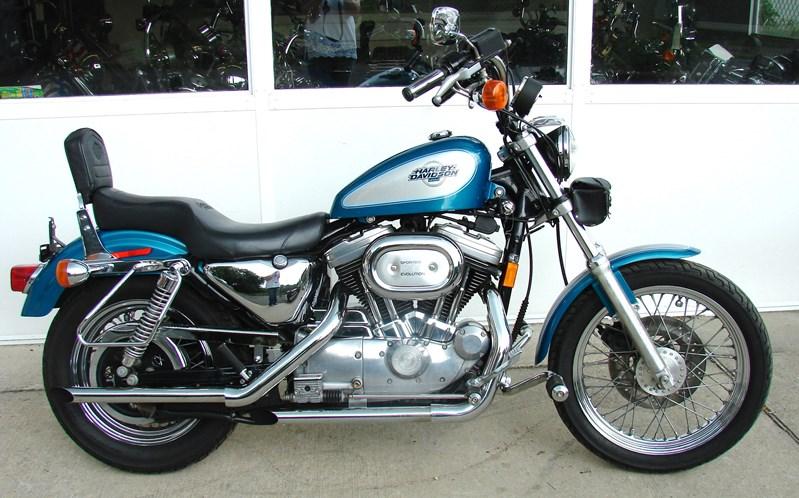 Harley Davidson Sportster  Original Handlebars