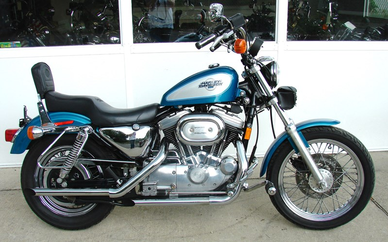 harley davidson sportster 1200 specs 1992 1993 autoevolution. Black Bedroom Furniture Sets. Home Design Ideas