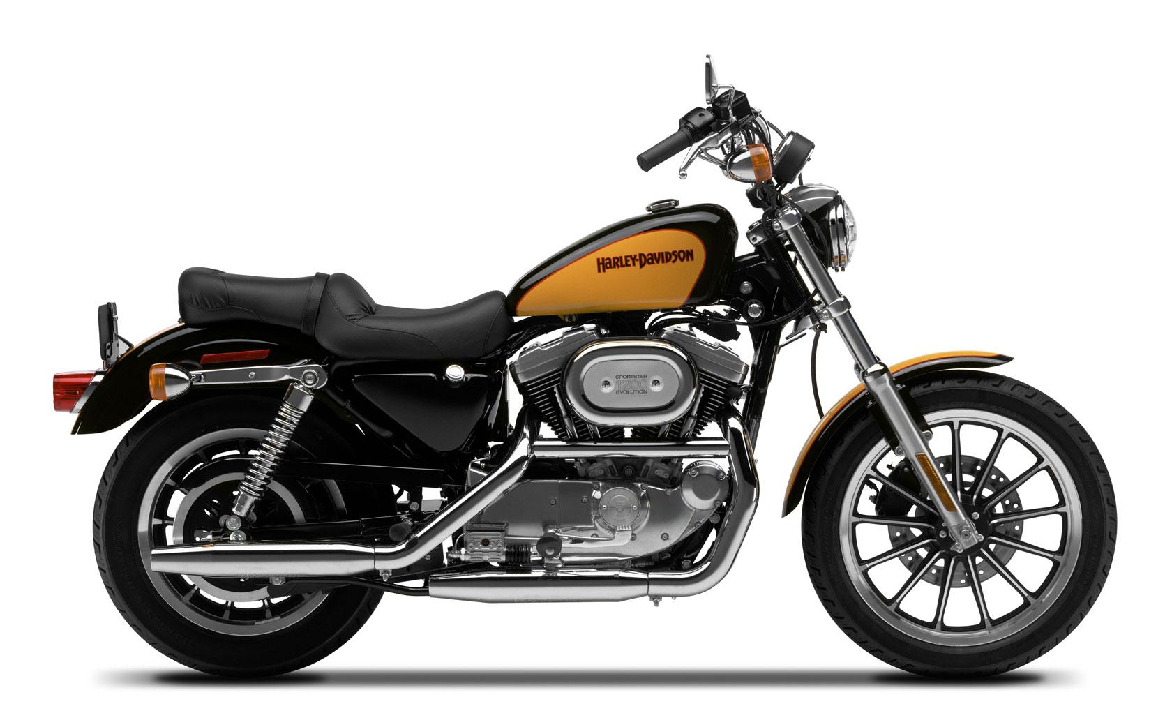 Harley Davidson Xl Sportster Specifications