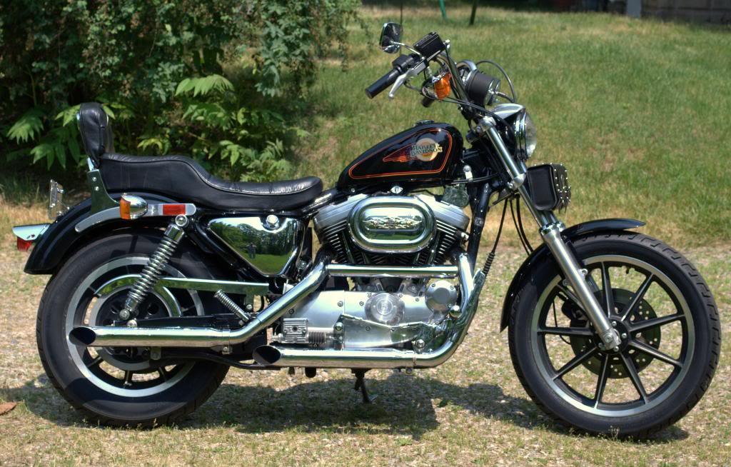 Harley Davidson Sportster Horsepower Specs
