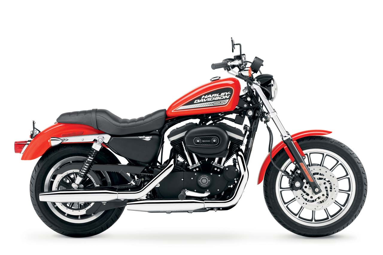 harley davidson sportster 883r specs 2005 2006 autoevolution. Black Bedroom Furniture Sets. Home Design Ideas