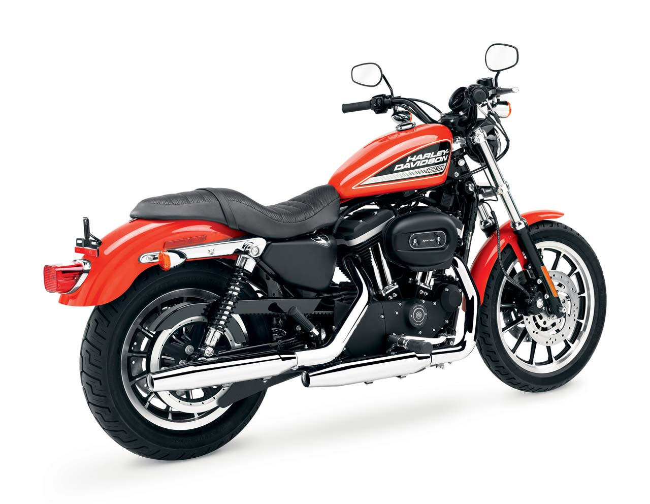 harley davidson sportster 883r specs 2005 2006. Black Bedroom Furniture Sets. Home Design Ideas