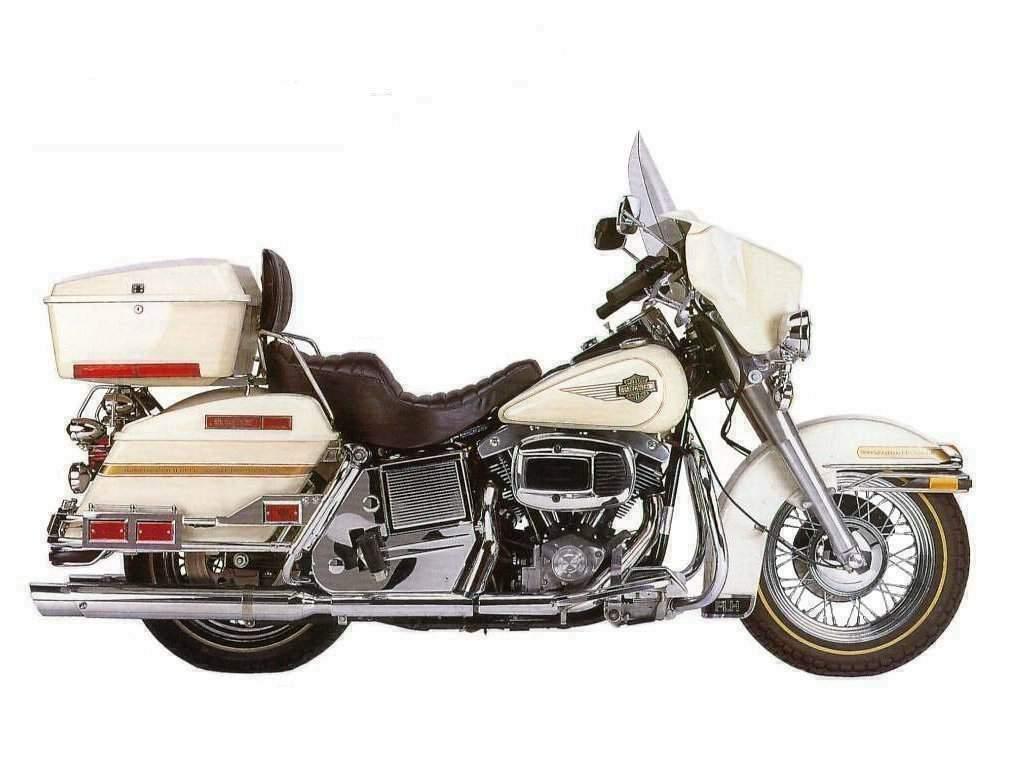 HARLEY DAVIDSON Street Glide (1996 - 1997)