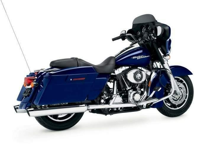 Harley Davidson Street Glide Specs 2003 2004 Autoevolution