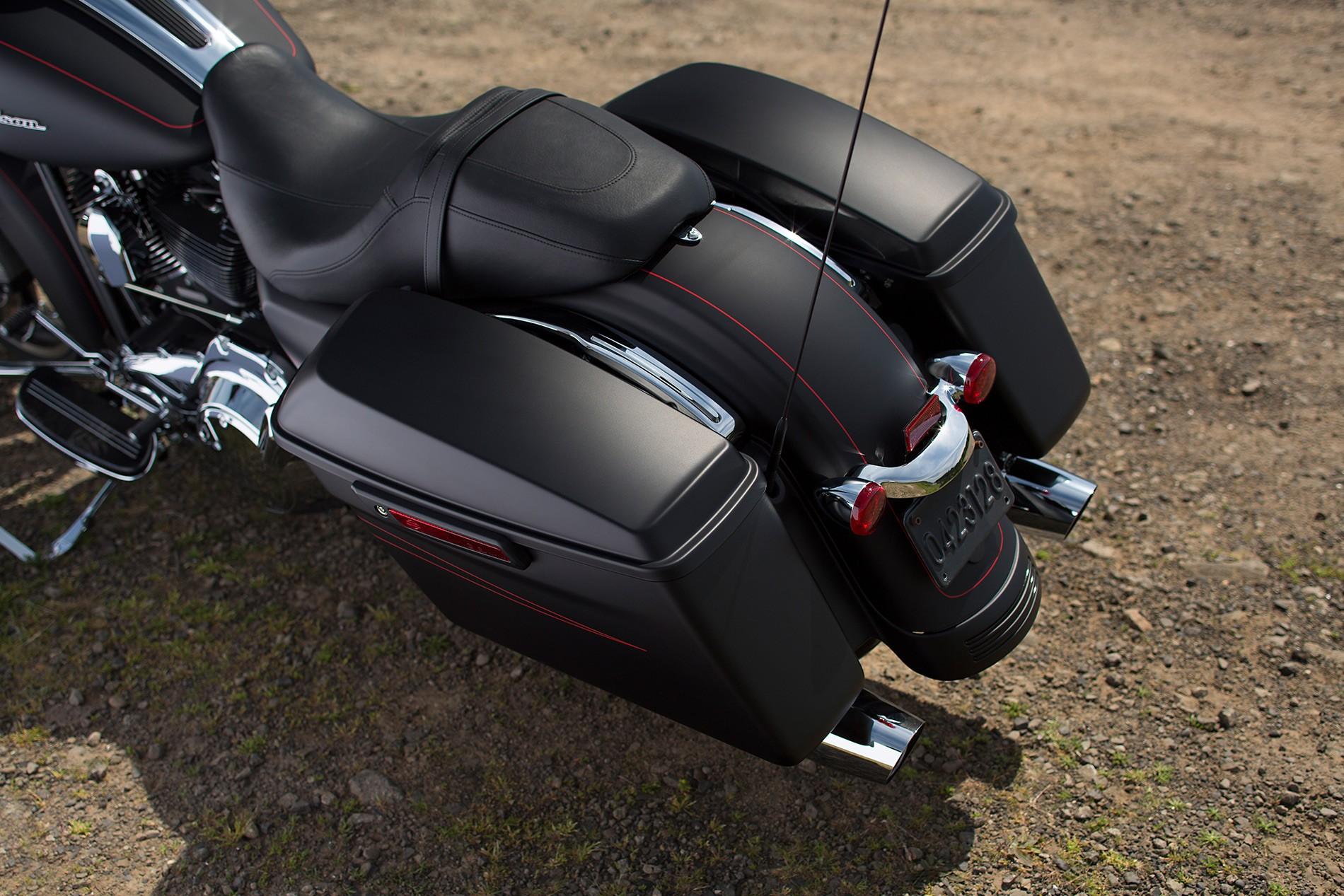 HARLEY DAVIDSON Street Glide Special specs - 2015, 2016 - autoevolution
