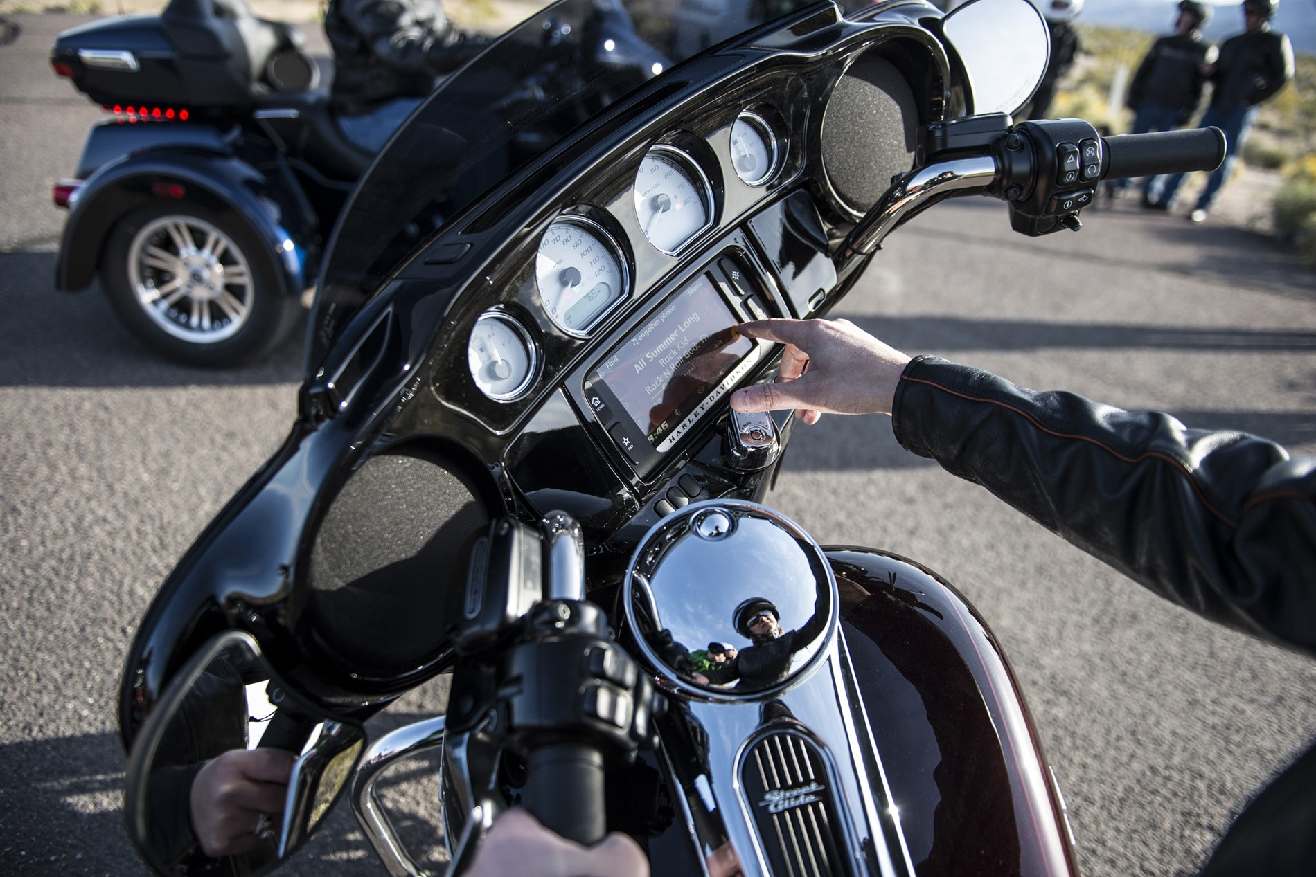 technological factors for harley davidson Harley-davidson: risk factors apr 918 harley-davidson inc to market within 18 months and will increase its investment in electric motorcycle technology.