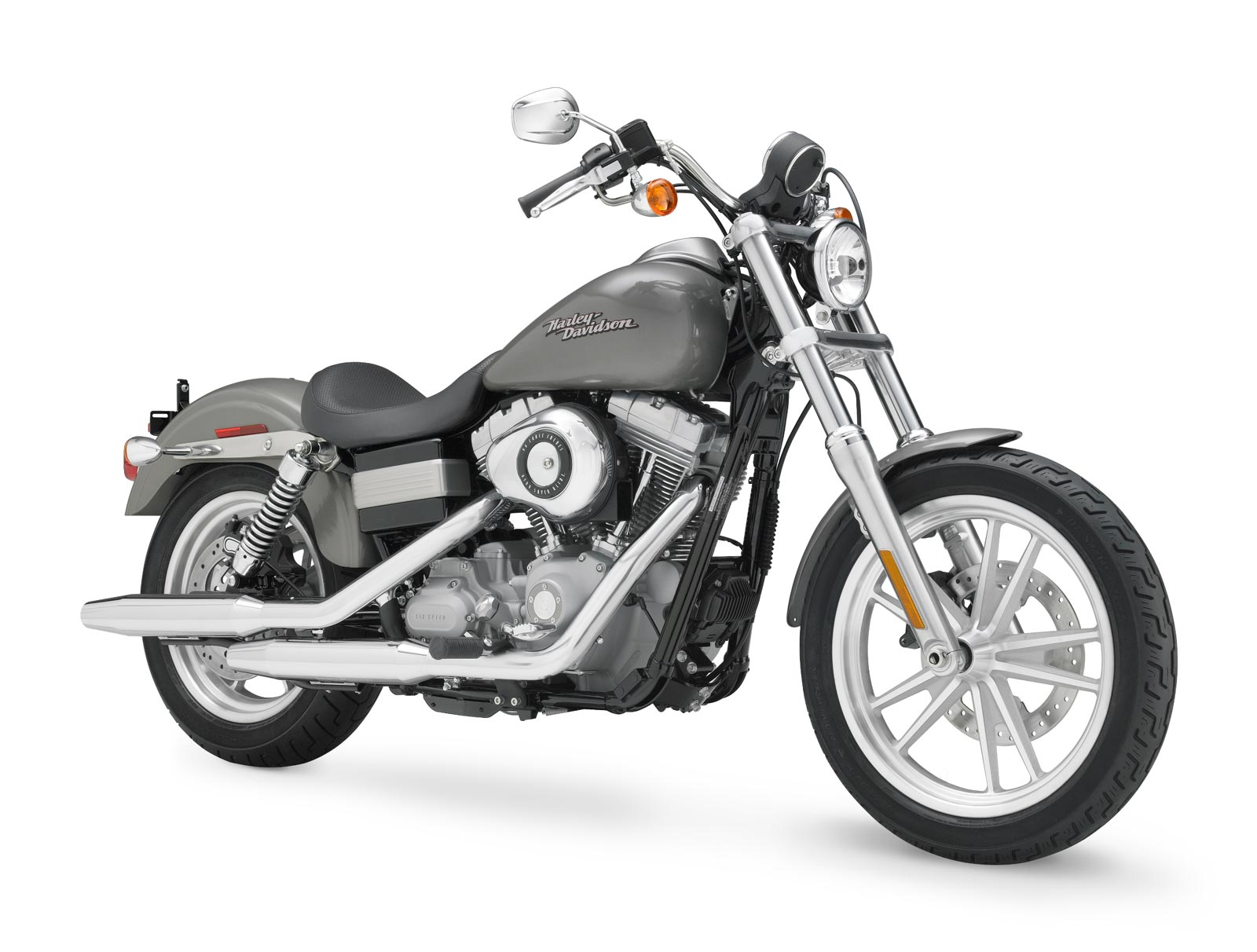 Harley Davidson Super Glide Specs 2007 2008 Autoevolution