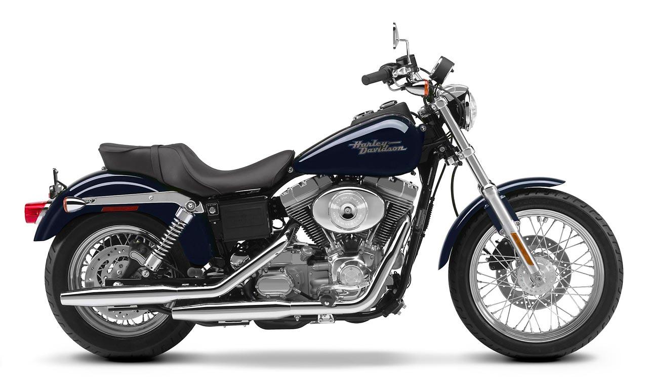 Harley Davidson Super Glide Specs - 2001  2002