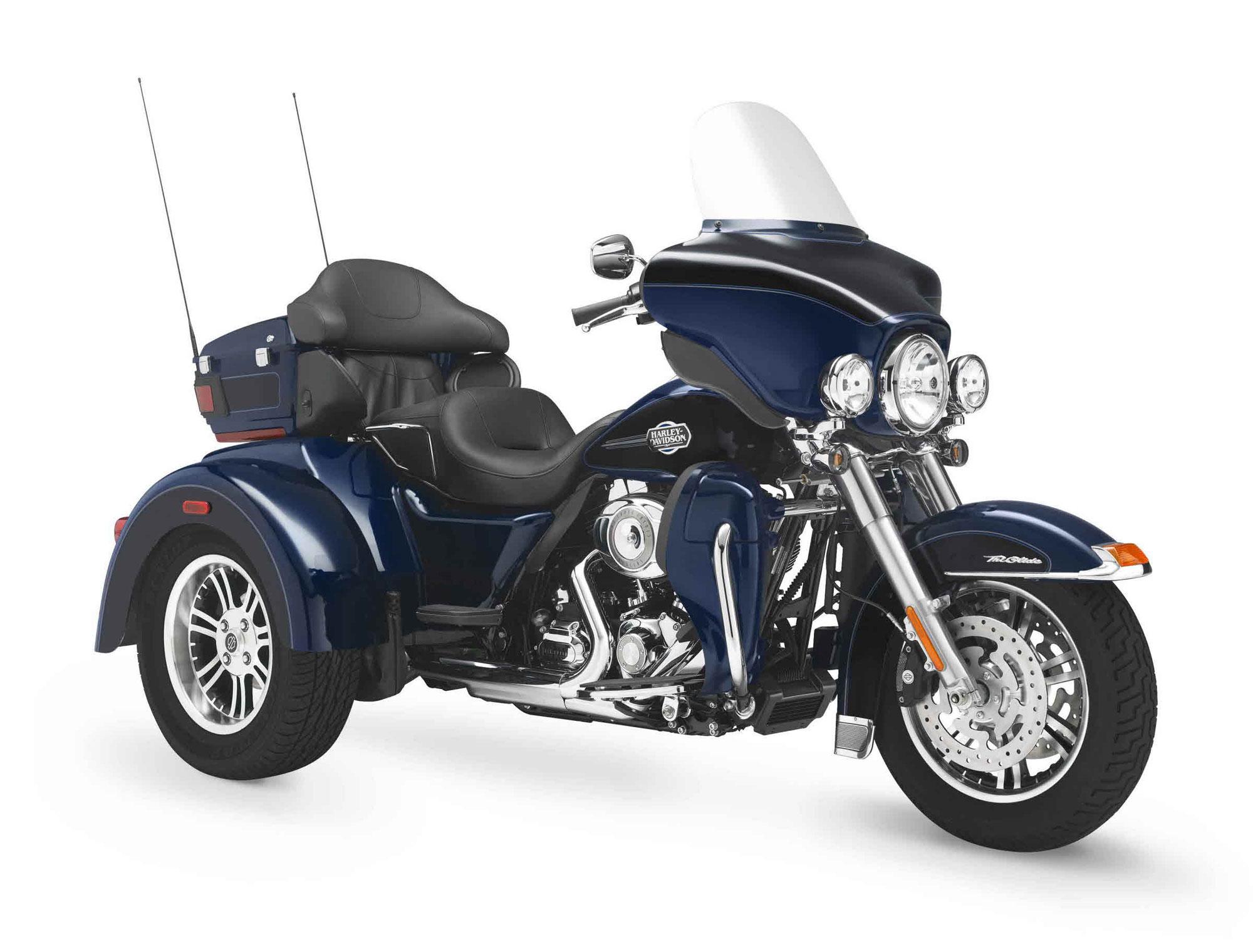 Harley Davidson Tri Glide Ultra Classic Specs 2011 2012