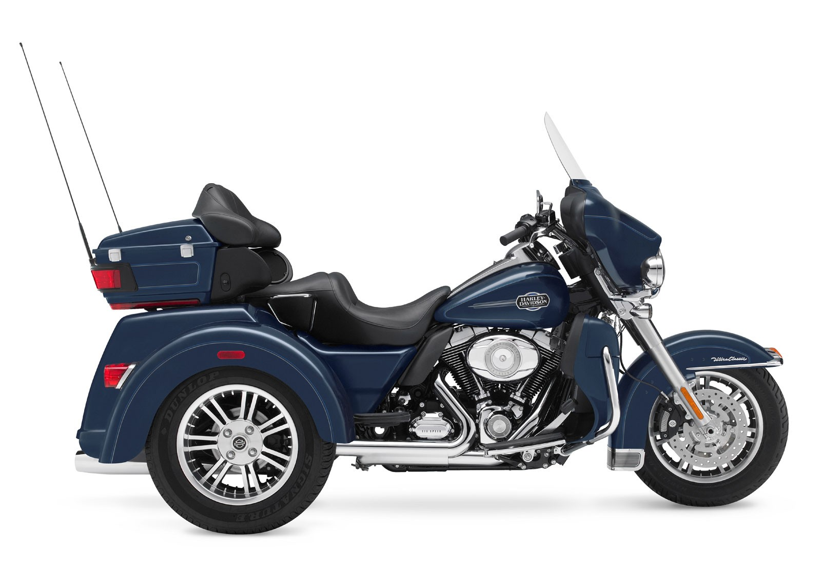 harley davidson tri glide ultra classic specs 2008 2009 autoevolution. Black Bedroom Furniture Sets. Home Design Ideas