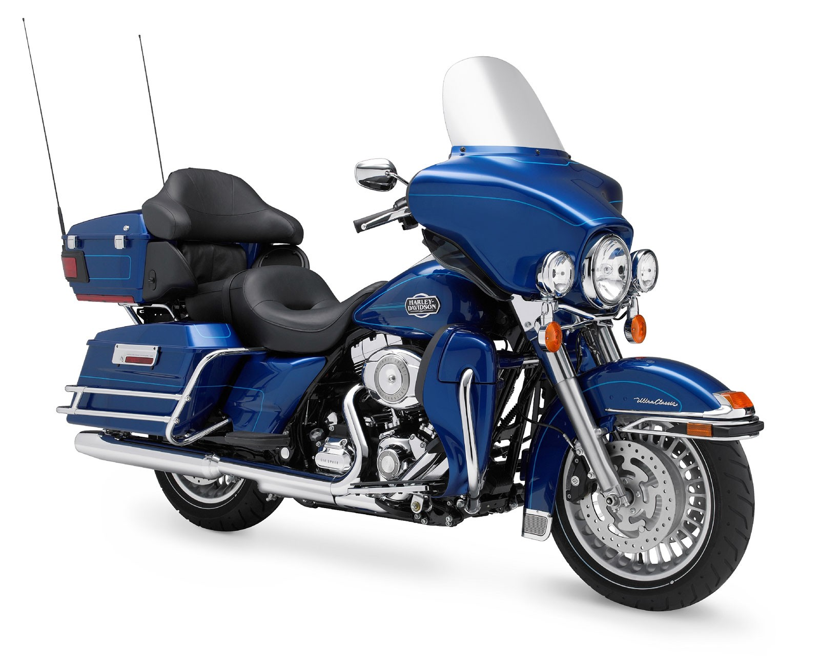 HARLEY DAVIDSON Ultra Classic Electra Glide specs 2008