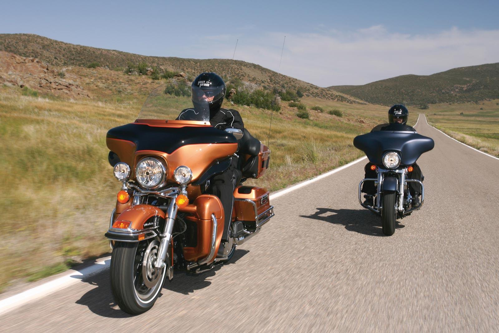 Harley Davidson Ultra Classic Electra Glide Specs 2007