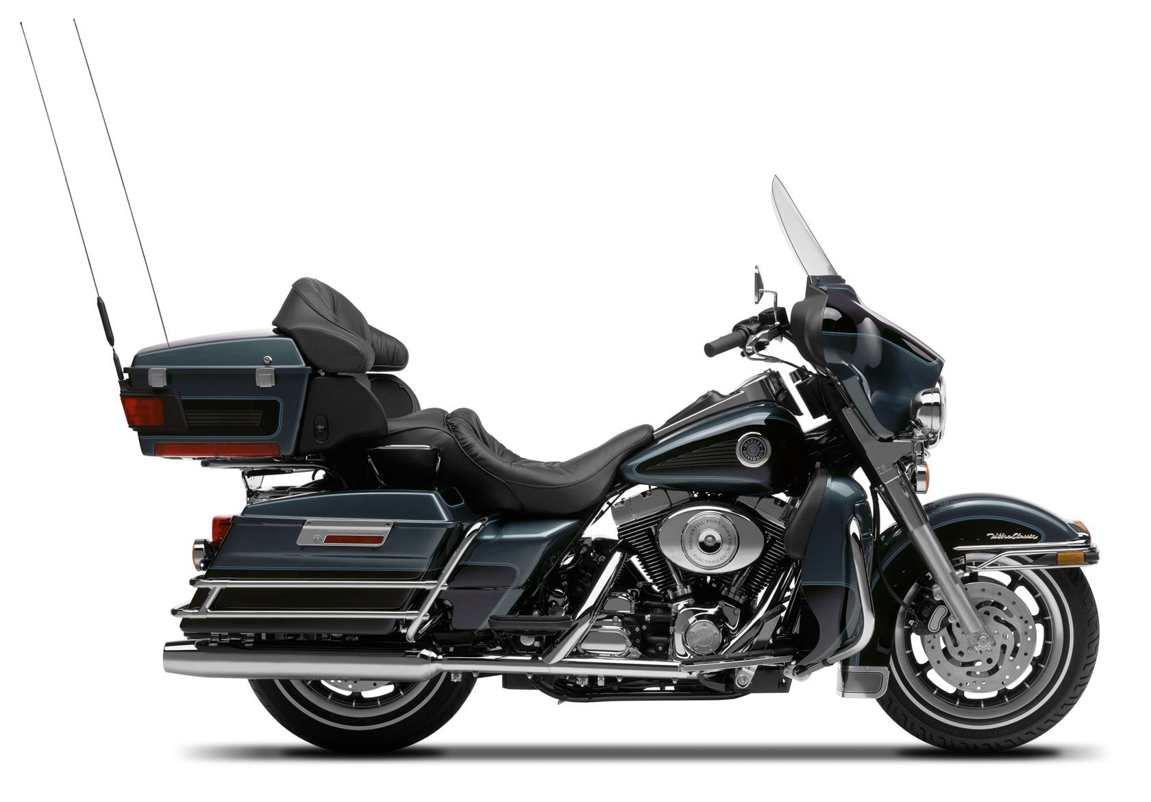 Harley Davidson Ultra Classic Electra Glide Specs - 2000  2001