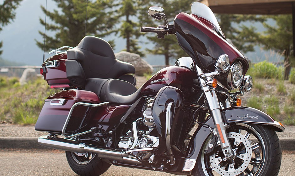Harley Davidson Ultra Limited Low Accessories