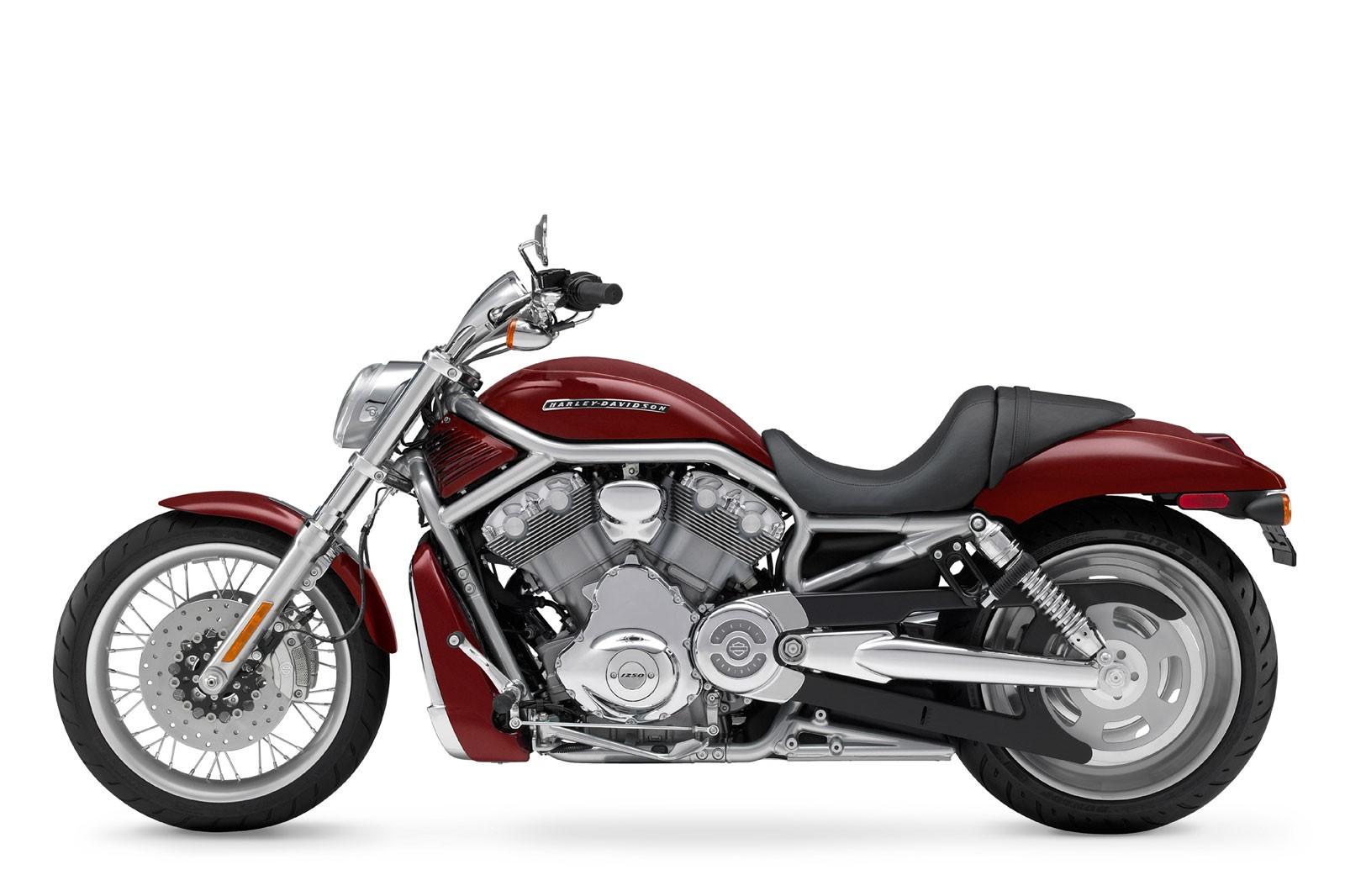 Harley Davidson V Rod Engine Displacement