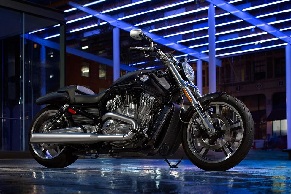 Harley Davidson V Rod Muscle 2017 2016