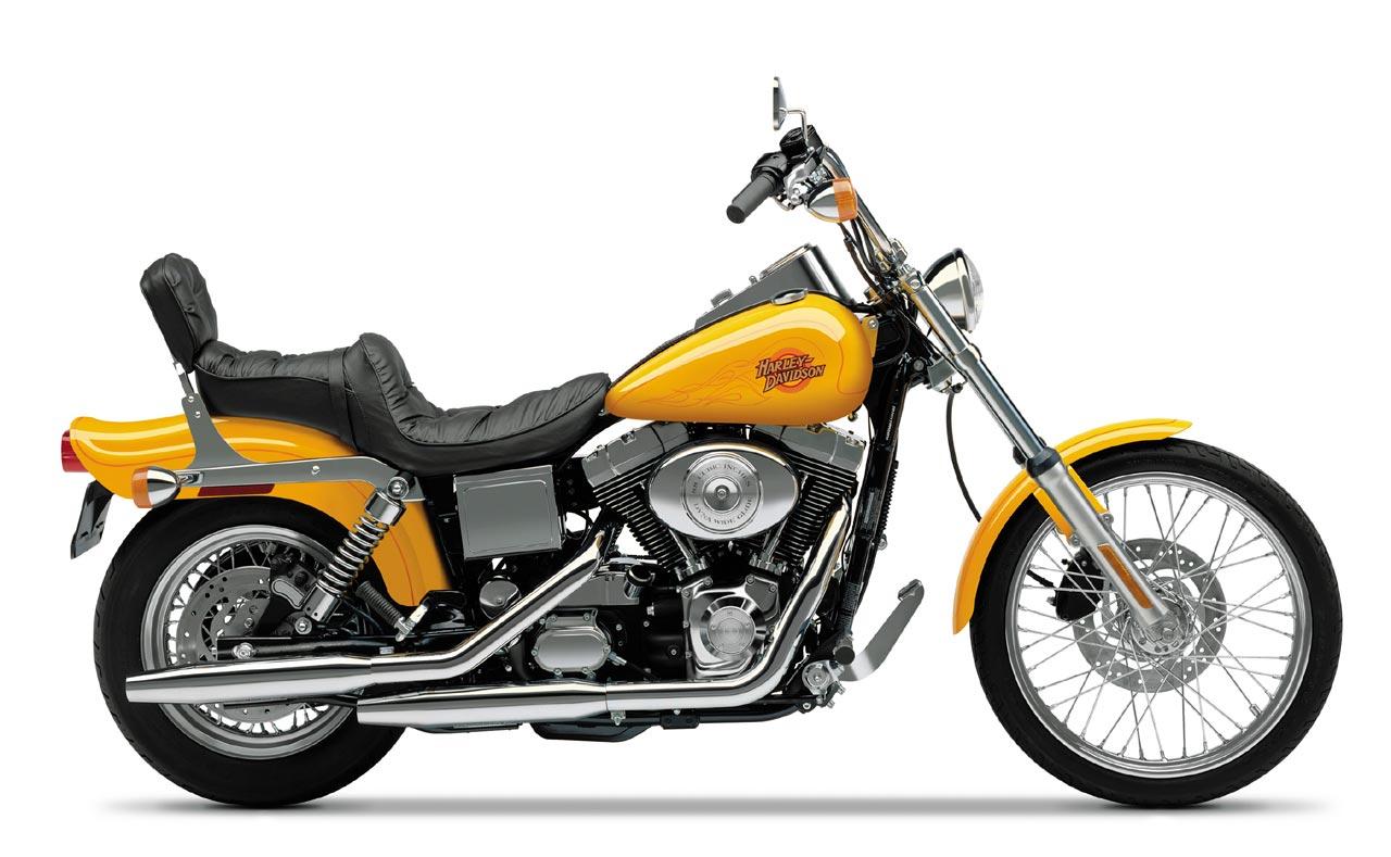 Harley Davidson Dyna Wide Glide Horsepower