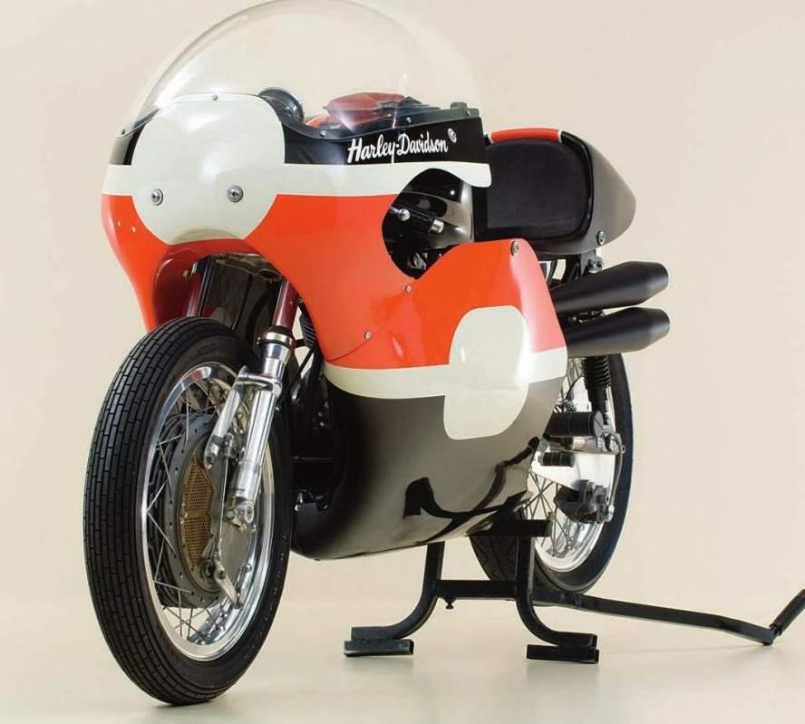 HARLEY DAVIDSON XR /TT 750 Specs