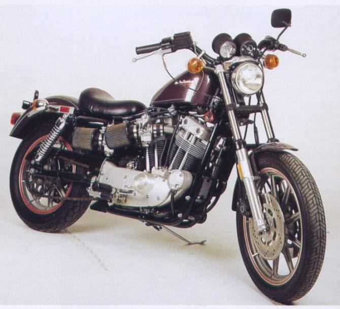 HARLEY DAVIDSON XR1000 Specs