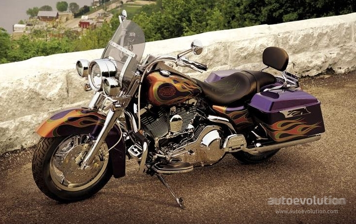Harley Davidson Road King Specs 1996 1997 Autoevolution Pictures