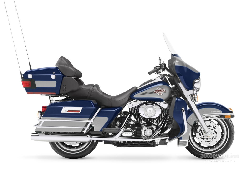 Harley davidson ultra classic electra glide specs 2006 for Classic house 2006
