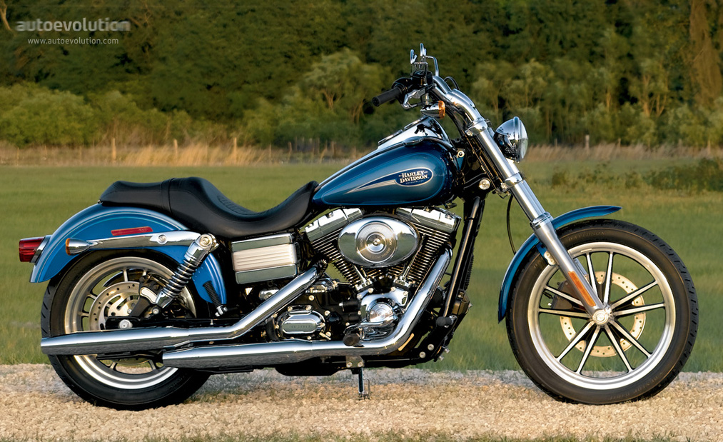 Harley Davidson Low Rider 2007 on harley dyna glide specifications