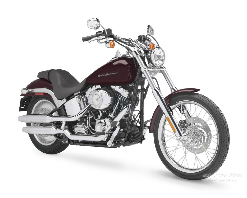 Harley Davidson Deuce Specs - 2006  2007