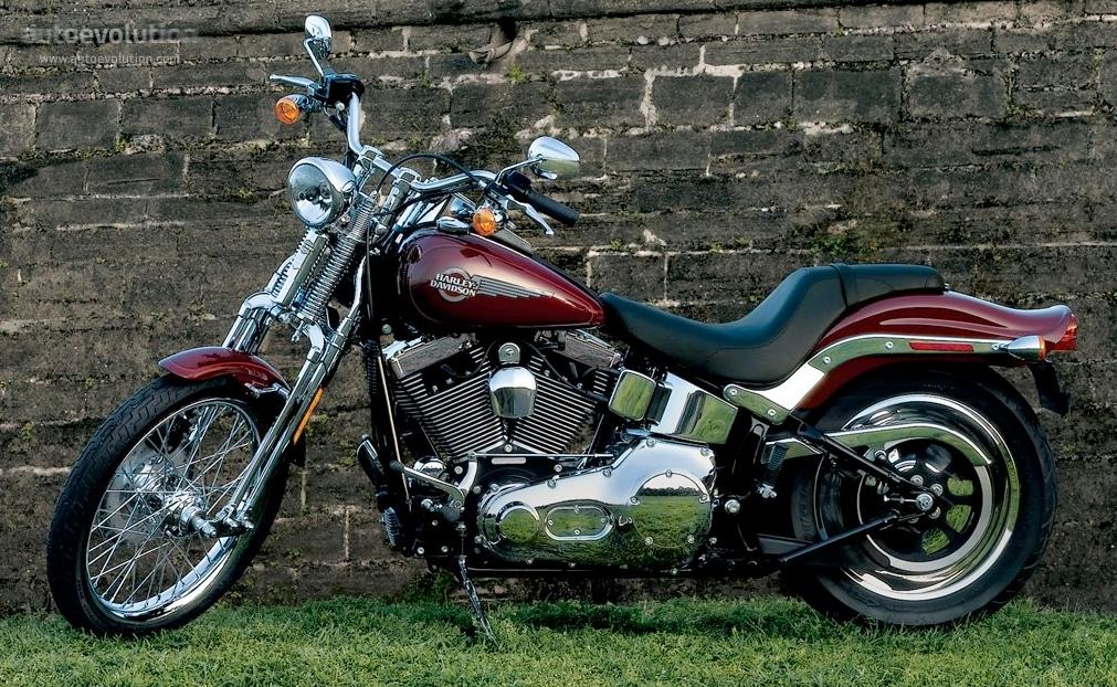 Harley Davidson Springer Softail Specs