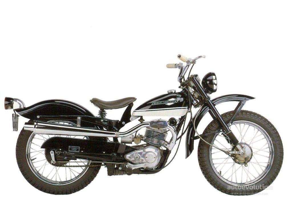 Harley Davidson Scat 1961 1962 1963 1964 1965