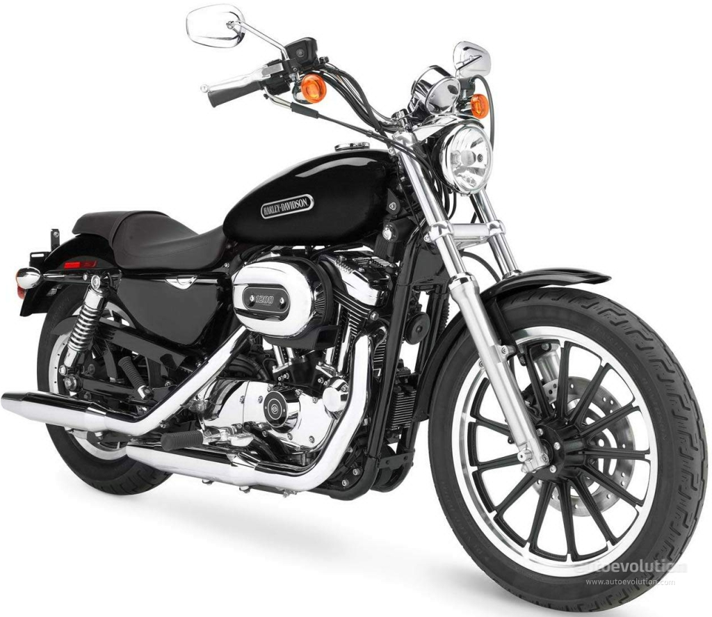 harley davidson 1200 low specs 2006 2007 autoevolution. Black Bedroom Furniture Sets. Home Design Ideas