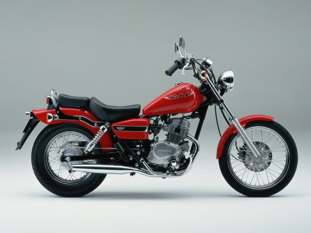 honda ca 125 rebel specs 1994 1995 autoevolution. Black Bedroom Furniture Sets. Home Design Ideas