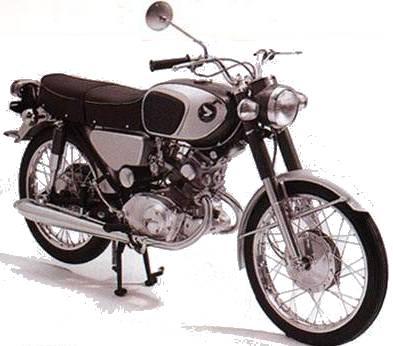 honda cb 125 benli specs - 1967, 1968 - autoevolution