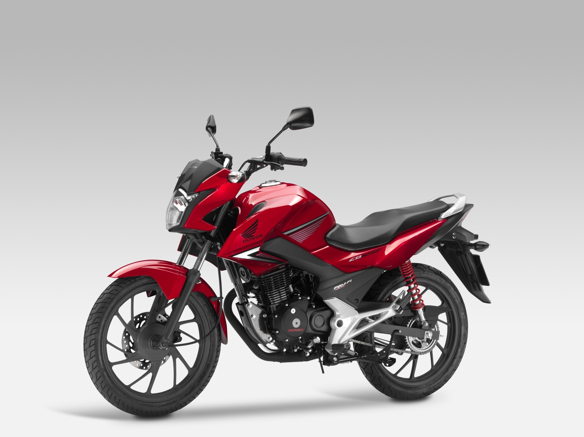 honda cb 125f specs 2014 2015 autoevolution. Black Bedroom Furniture Sets. Home Design Ideas