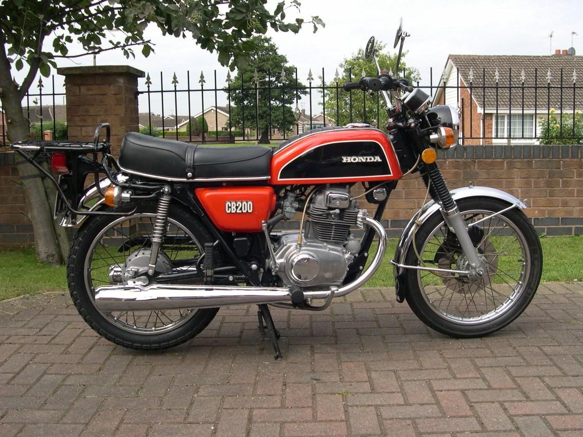 HONDA CB 200 specs - 1973, 1974 - autoevolution