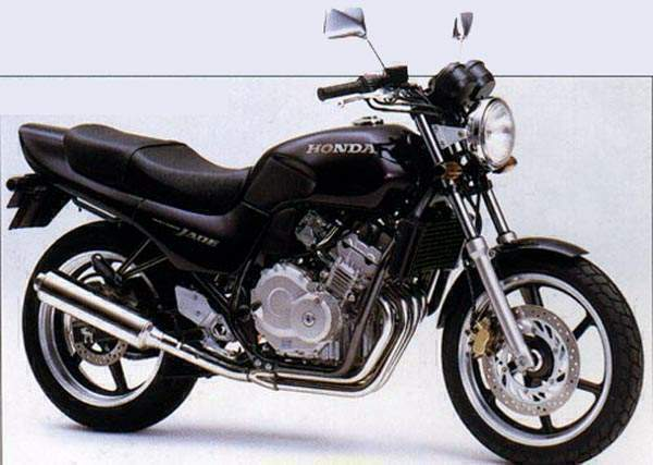 honda cb 250 jade specs 1990 1991 autoevolution. Black Bedroom Furniture Sets. Home Design Ideas