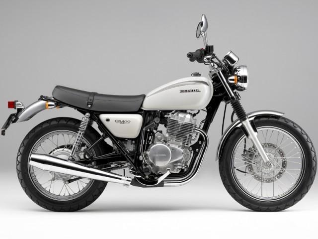 HONDA CB 400SS Specs