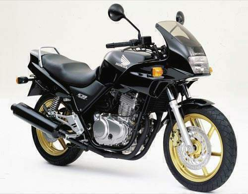honda cb 500s specs 1997 1998 autoevolution. Black Bedroom Furniture Sets. Home Design Ideas