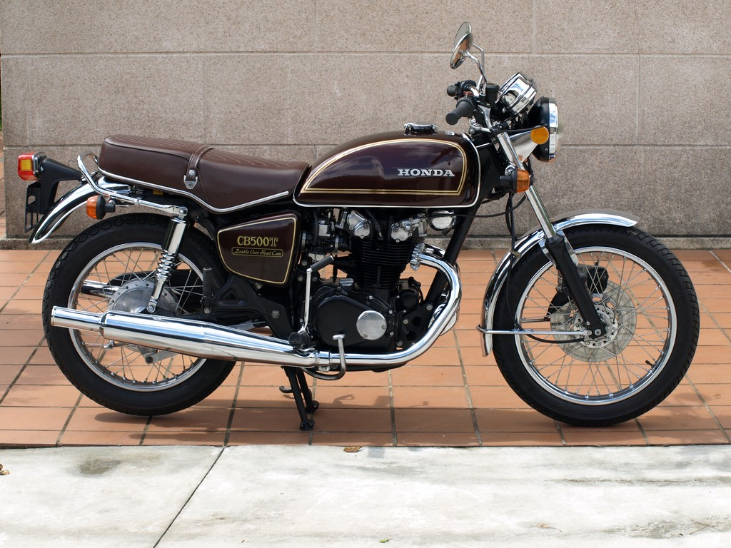 honda cb 500t specs 1977 1978 autoevolution. Black Bedroom Furniture Sets. Home Design Ideas