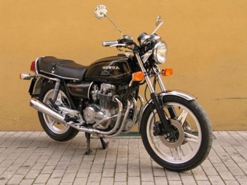 1980 honda cb 650