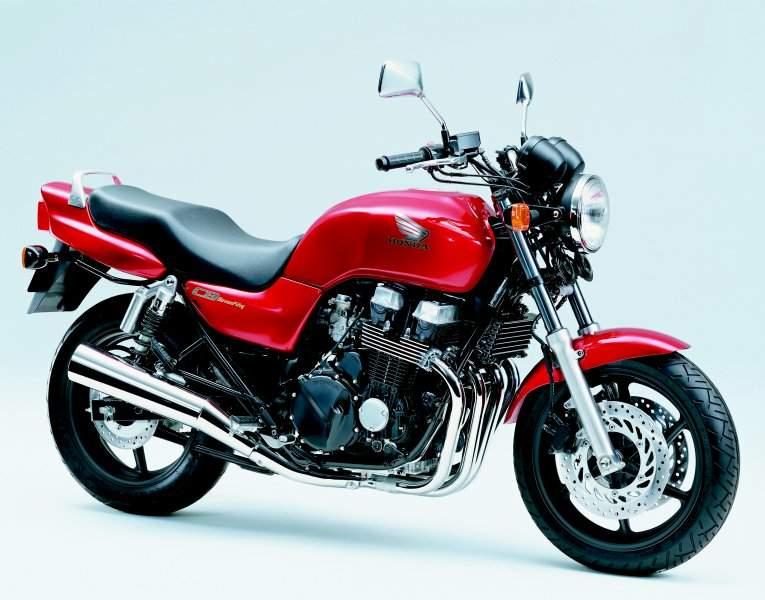 Honda Cb 750 F2 Seven Fifty - 2000  2001