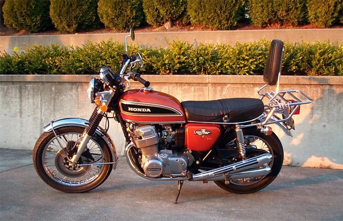 Honda Cb 750 Four K3 Specs - 1972  1973