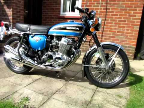 honda cb 750 four k6 specs 1975 1976 autoevolution. Black Bedroom Furniture Sets. Home Design Ideas