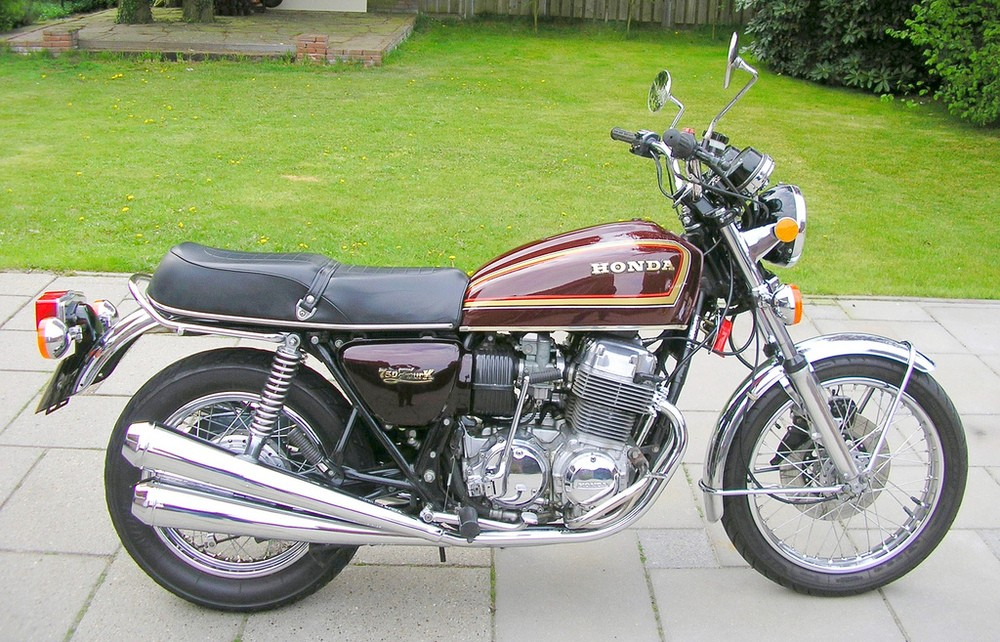 honda cb 750 four k7 specs 1977 1978 autoevolution. Black Bedroom Furniture Sets. Home Design Ideas