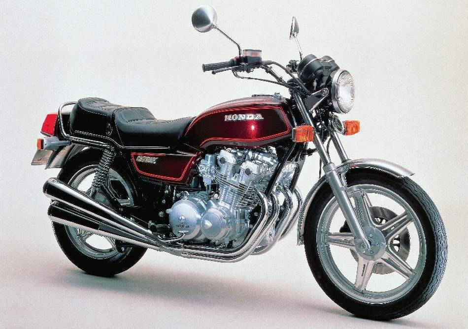 honda cb 750 four kz specs - 1977  1978