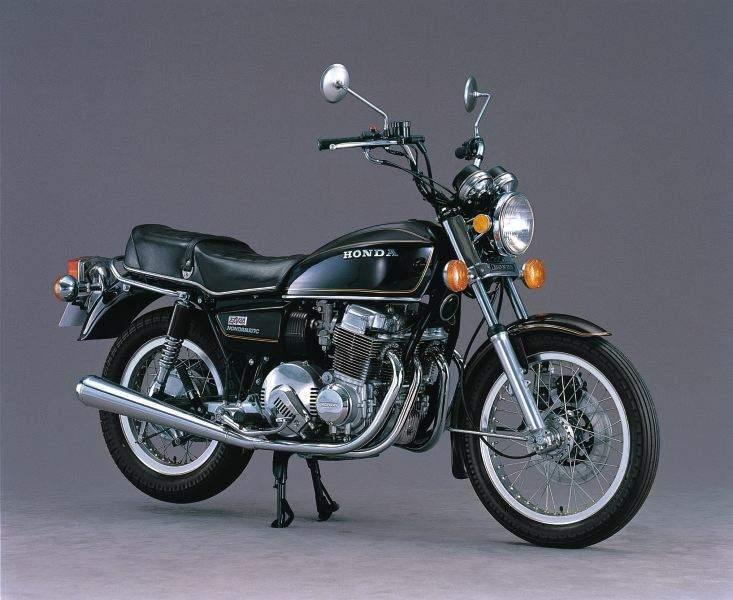 Moto Honda 750 Automatica Idea Di Immagine Del Motociclo